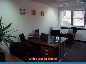 Fully Furnished - ( PINNER ROAD -HA1) Office Space to Let in Harrow