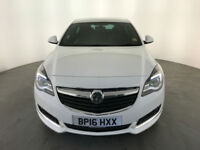 2016 VAUXHALL INSIGNIA SRI NAV VX-LINE CDTI DIESEL 1 OWNER FINANCE PX WELCOME