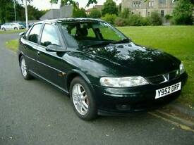 Vauxhall vectra 2.2 sri