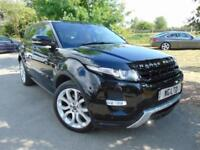 2012 Land Rover Range Rover Evoque 2.2 SD4 Dynamic 5dr Auto [Lux Pack] Rear E...