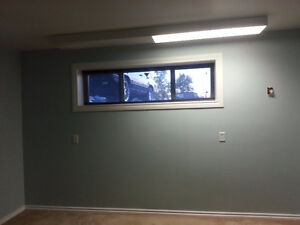 Room rent in semi-basement Bungalow in N/W Regina-Nov 1st