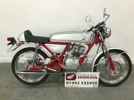 1997 Honda Dream 50 AC15 Classic, Zero Miles, Retro, 50cc, CB50V