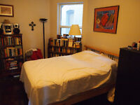 large Two Room Apartment At College & Dufferin availble Nov1