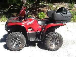 2013 Yamaha Grizzly 700 FI EPS Limited Edition