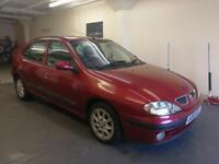 Renault Megane 1.4 16v Fidji Low Mileage One Year Mot Excellent Condition