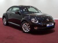 2012 Volkswagen Beetle 1.4 TSI Design 3dr