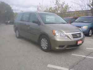2009 Honda Odyssey DXDVD ONE OWNER NO ACCIDENTS $9495 Cambridge Kitchener Area image 3