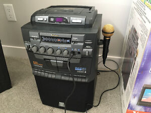 Love to sing? Have some fun with this Karaoke machine!! $50 OBO