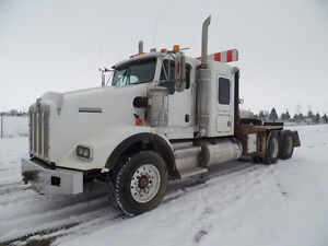 2007 KENWORTH T800 WINCH TRUCK AT www.knullent.com