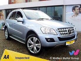2009 (09) Mercedes-Benz ML280 3.0 CDI Sport Automatic 5dr - 59K MILES