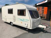 Avondale Arrow 470 2 Berth Touring Caravan 2005