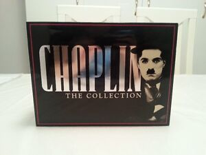 BARGAIN!!! CHAPLIN THE COLLECTION/ Hilarious Must See