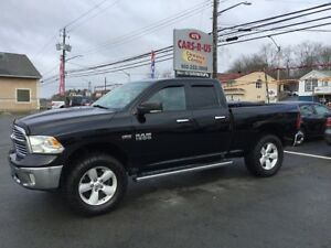 2014 Ram Ram Pickup 1500 4x4 SLT  NO TAX SALE!! month of Decembe