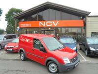 2011 FORD TRANSIT CONNECT Low Roof Van TDCi 75ps