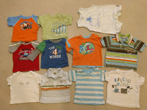 EUC 3-6 mo lot. 33 pieces.