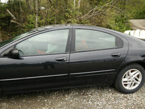 1999 Chrysler Intrepid - As-is