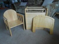 Versatile High Chair/ Play Table & Chair