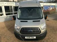 2016 Ford Transit Minibus 2.2 TDCi 125ps H3 17 Seater Trend NA Diesel Manual