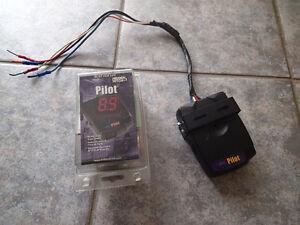 Hidden Hitch Pilot Trailer Brake Controller