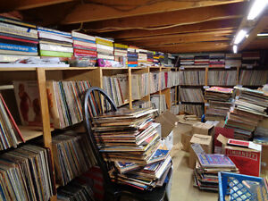 The Great Ontario 78 RPM & 45 RPM Record Sale-Spring Edition