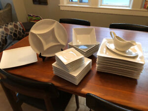 Maxwell Williams White Dishes