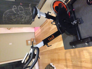 Vo3 Spin Bike with computer