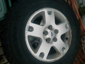 235/70r16 Snow Tires off Ford Escape