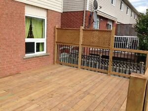 Decks starting at $5/square foot. Limited time only! Kitchener / Waterloo Kitchener Area image 8