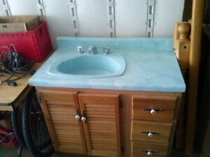 countertop and sink for sale