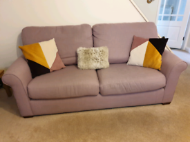 M&S 3 Seater & 2 Seater sofas for sale