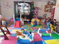 place disponible a la garderie AYA