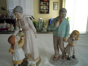 Treasured Memories - Granddaughter, Grandmother, Grandfather