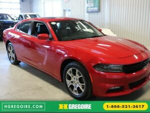 2016 Dodge Charger AWD Gr-Electrique (Mag-Cuir-Toit-Nav)