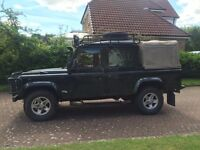 Wanted all Land Rover defender county top cash prices