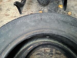 2 - 205/65/15 M&S BFGoodrich tires St. John's Newfoundland image 2