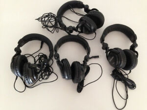 CASQUES TASCAM TH-02