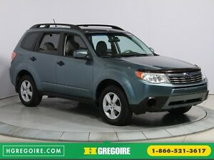 2010 Subaru Forester X Sport AWD AUTO A/C GR ELECT MAGS