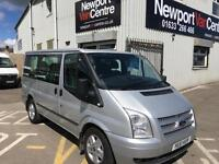 2012 61 FORD TRANSIT TOURNEO LIMITED 125 T280 FWD 125 6 SPEED