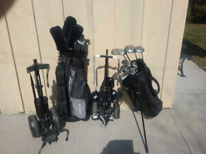 Golf Clubs - Great for casual golfer