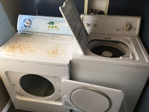 Kenmore Washer & Inglis Dryer