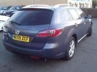 2009 Mazda 6 2.2d TS [163] 5dr 5 door Estate