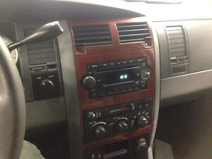 Wood Grain Radio Trim Bezel for 04-09 Dodge Durango London Ontario image 1