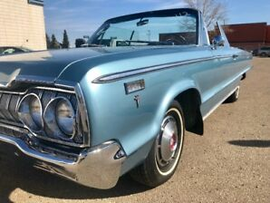 1965 Dodge Polara Convertibile in absolutely AMAZING condition!!