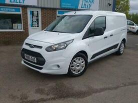 2015 Ford Transit Connect 1.6 TDCi 115ps Trend Van PLUS VAT only 51,000 miles PA