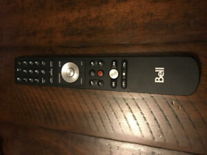 Bell TV Slim Remote Control