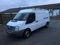 Ford Transit 350 2.4TDCi Duratorq 115 LWB MEDIUM ROOF
