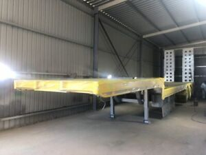 2021 Freightmore Transport 45FT DROP DECK WIDENER SEMI TRAILER + Airbag Also Available Berkeley Vale Wyong Area Preview