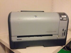 HP Color laser printer Sarnia Sarnia Area image 1
