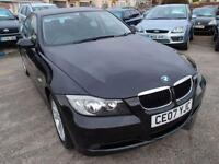 2007 07 BMW 3 SERIES 2.0 318D SE 4D 121 BHP DIESEL