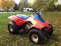 1991 Suzuki LT 160 ATV
